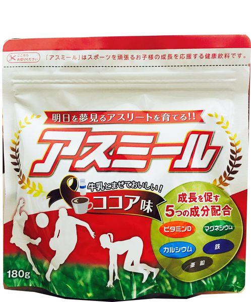 Sữa Asumiru 180 gr ( Made in Japan): Sữa công thức tăng trưởng chiều cao tối đa, dùng cho trẻ 4 -16 tuổi