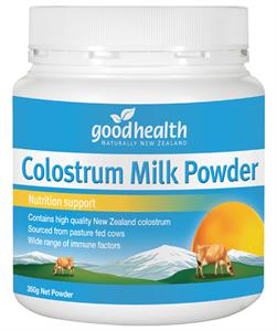 Sữa non GoodHealth 9% 350 gr từ New Zealand : Bồi bổ cơ thể, tăng cường sức đề kháng