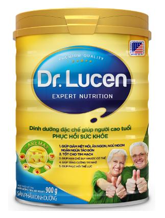 Dr. Lucen CareMax dành cho người cao tuổi