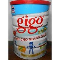 Sữa bột Gigo Gain dành cho người gầy