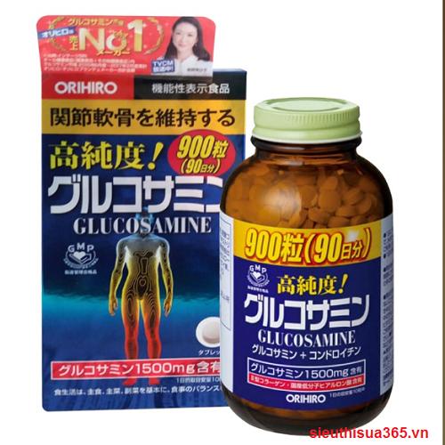 glucosamin Nhật Bản