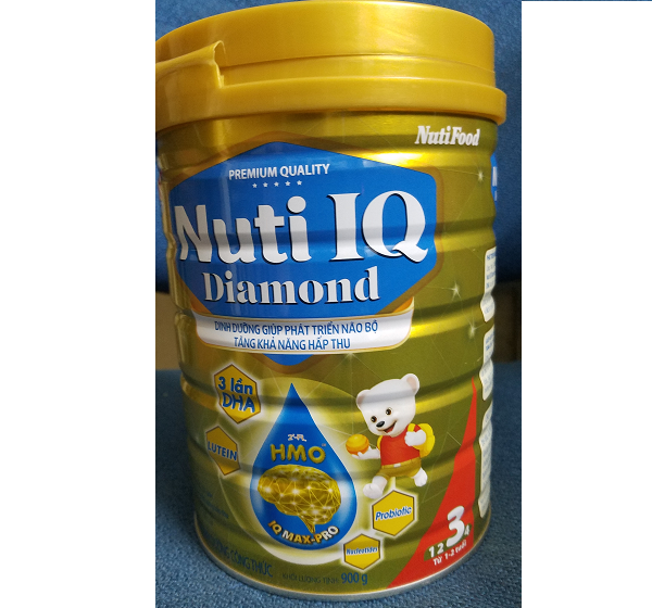 sữa nuti IQ diamond 3