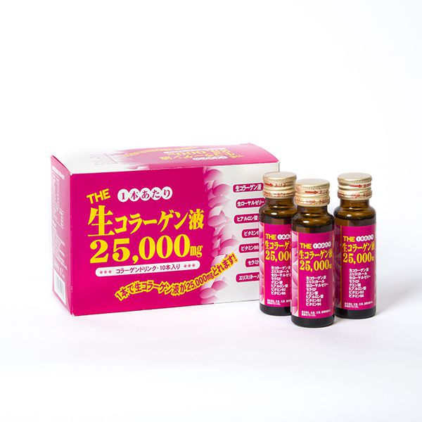 Collagen Inter Techno 25.000 mg ( Japan) : Collagen tươi 25.000 mg giúp đẹp da, tóc , móng