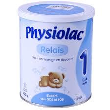 Physiolac 1 900 Gr : sữa tăng trưởng và phát triển cho trẻ 0–6 tháng tuổi