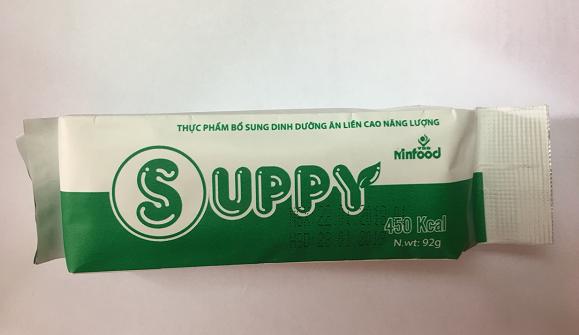 Thực phẩm bổ xung dinh dưỡng ăn liền cao năng lượng Suppy