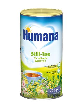 Hamana Still Tee 200 Gr ( Germany ) : Trà cốm thảo dược hòa tan Humana tăng tiết sữa