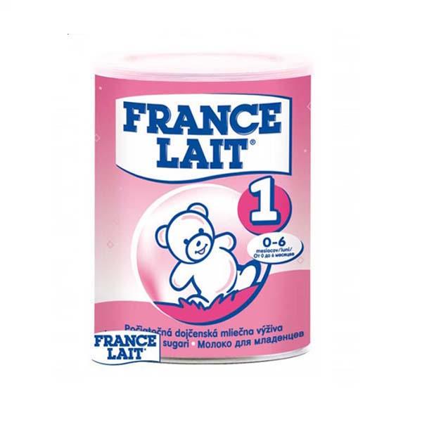 France Lait 1 400 Gr : sữa tăng trưởng và phát triển cho trẻ 0-6 tháng